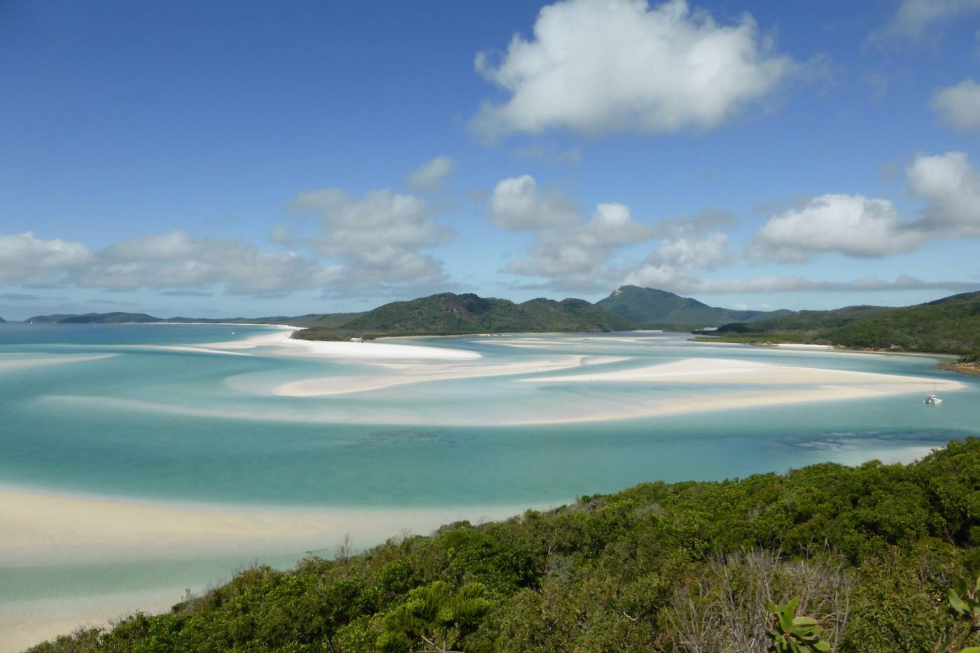 Whitsunday Islands und das Great Barrier Reef