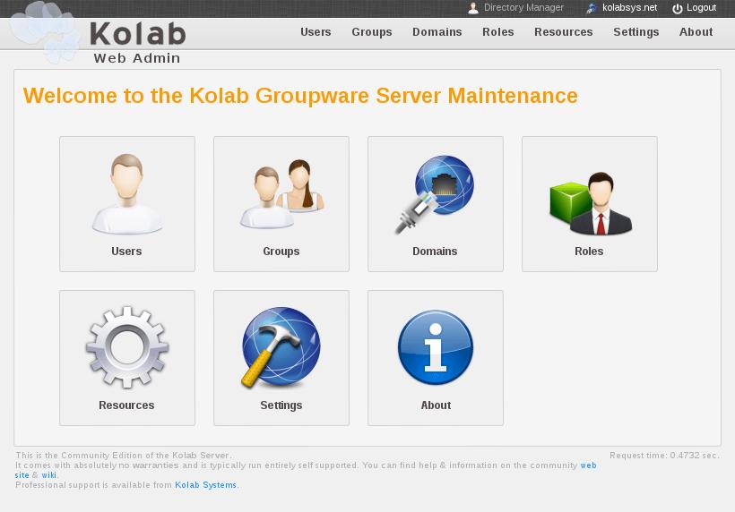 Kolab 3 WAP