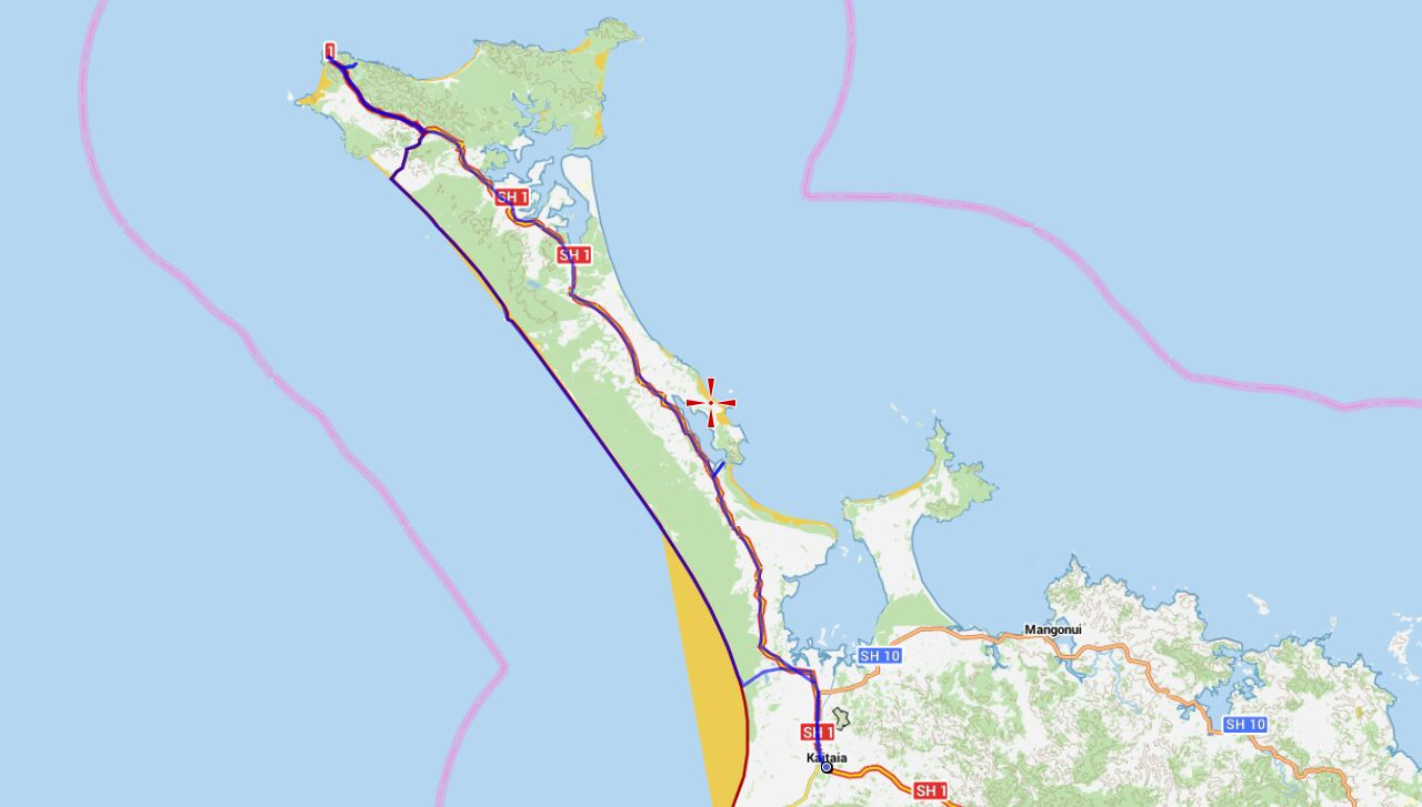 Tagesausflug Cape Reinga