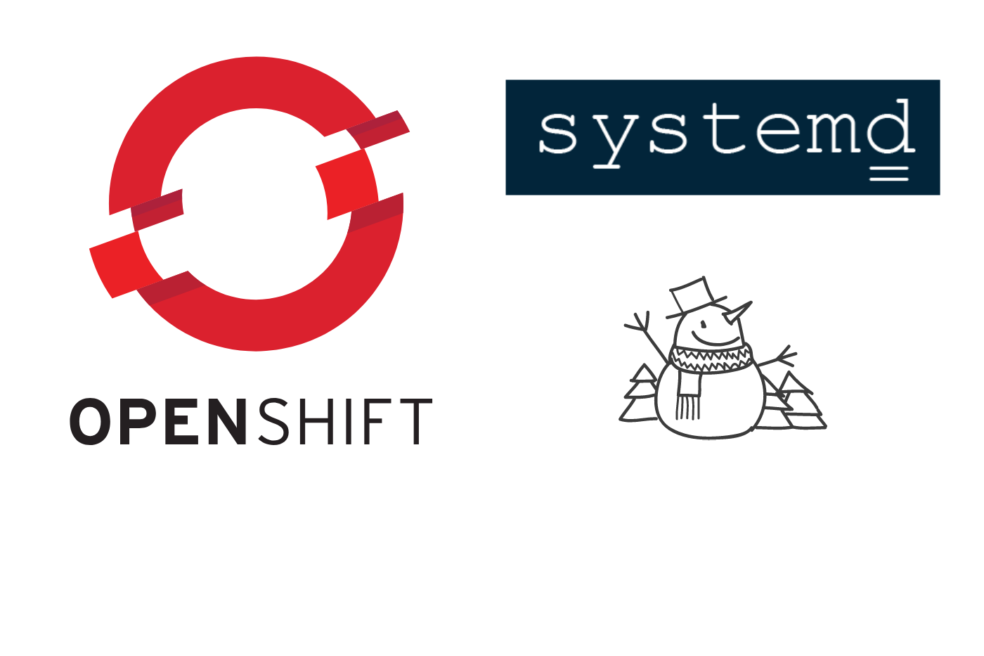 OpenShift oc cluster up as Systemd Service