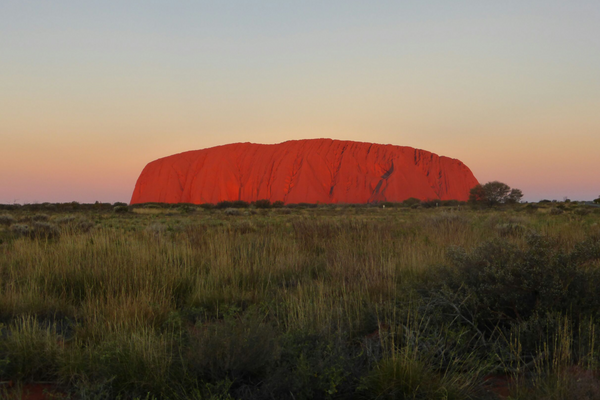 The Rock Tour - Uluru, Kata Tjuta und Kings Canyon
